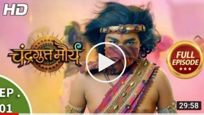 chandragupta maurya episode 3