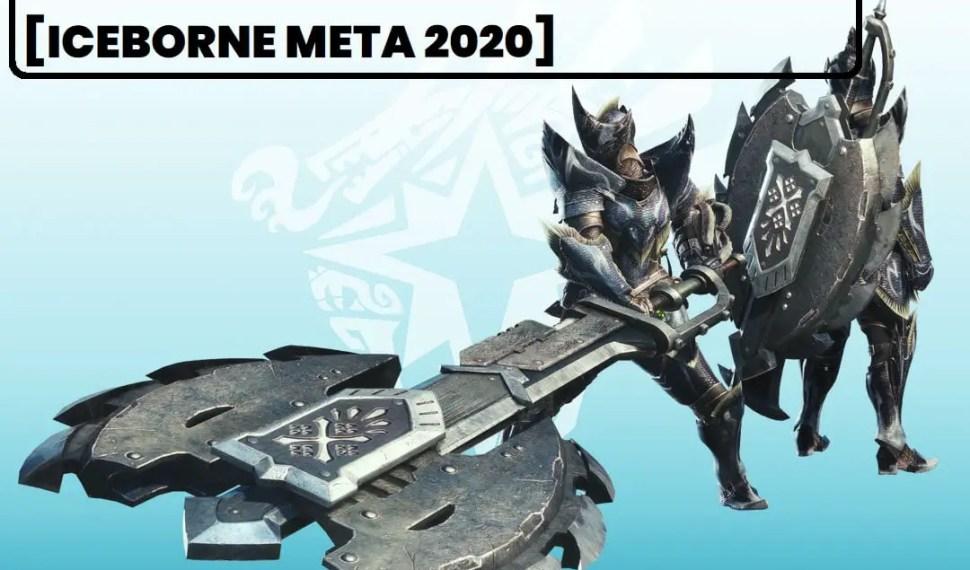 MHW Iceborne Charge Blade Build [Safi'jiiva Meta 2020]