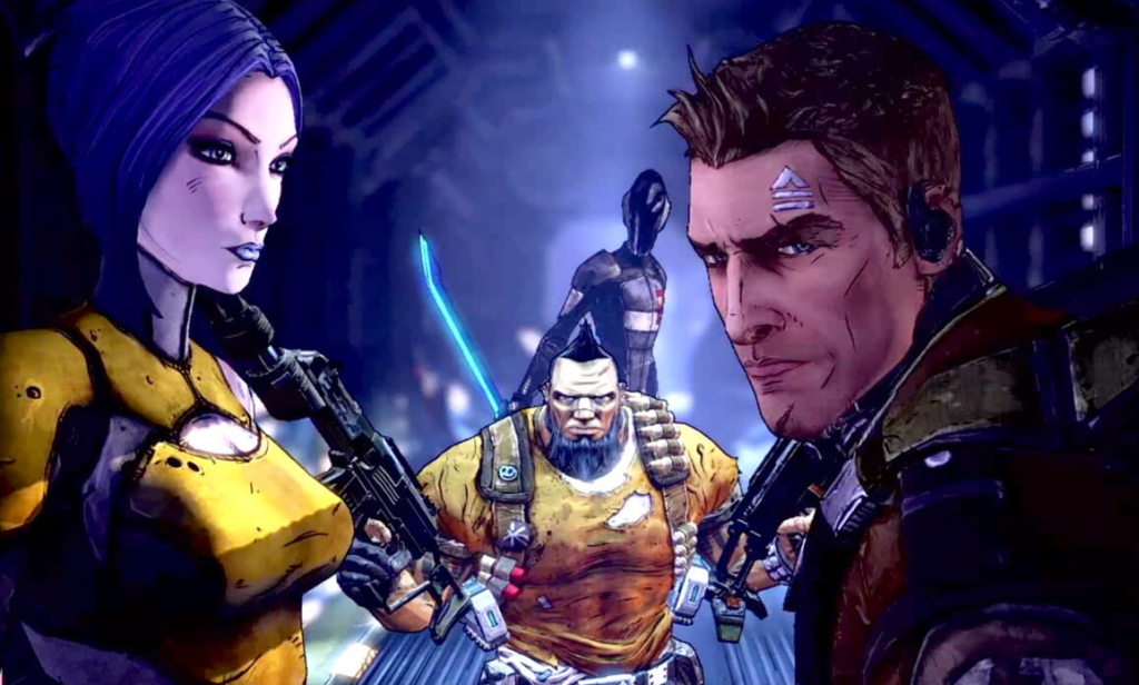 Borderlands Switch Legendary Collection