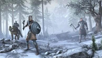 Elder Scroll Online DLCS
