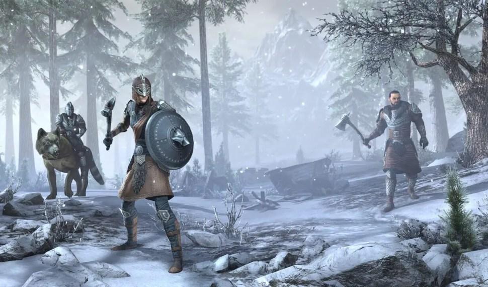 The Elder Scrolls Online: Greymoor Release Date and Information