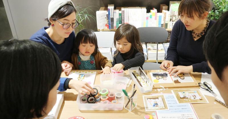 2/12 無印良品 丸井吉祥寺店にて「フォトコラージュワークショップ」を開催しました!