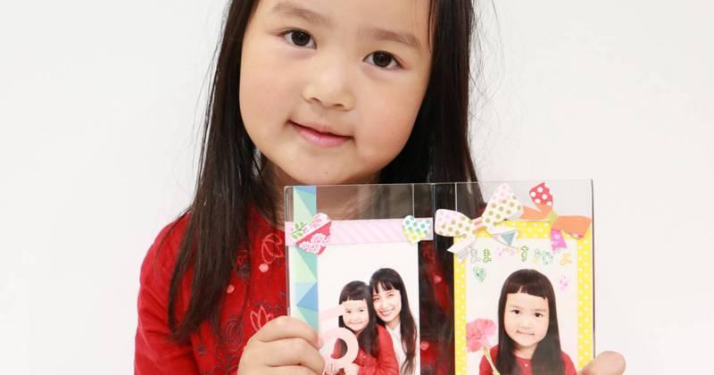 """4/29(土)無印良品 二子玉川 母の日企画「子どもの写真で""""飾れる""""フォトレターを作ろう!」を開催しました。"""