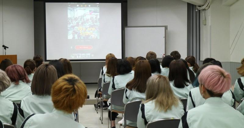 5/18(木)住田美容専門学校にて4回目の撮影講座を開催しました。