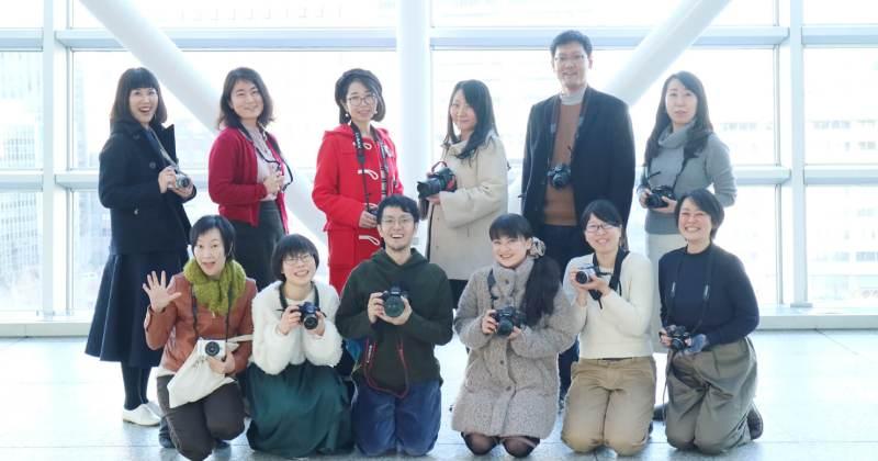 1/27(土)無印良品 有楽町「デジタル一眼カメラ初級講座」第1回を開催しました!