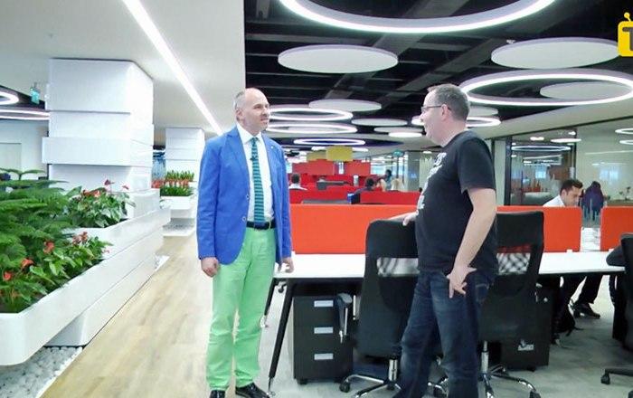E-ticaret TV - ebebek Girişim Ofisleri