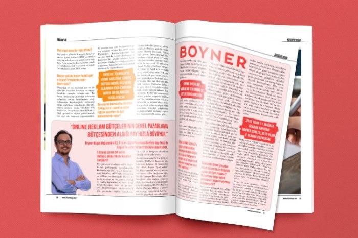 Tolga Toksöz- Boyner Röportajı