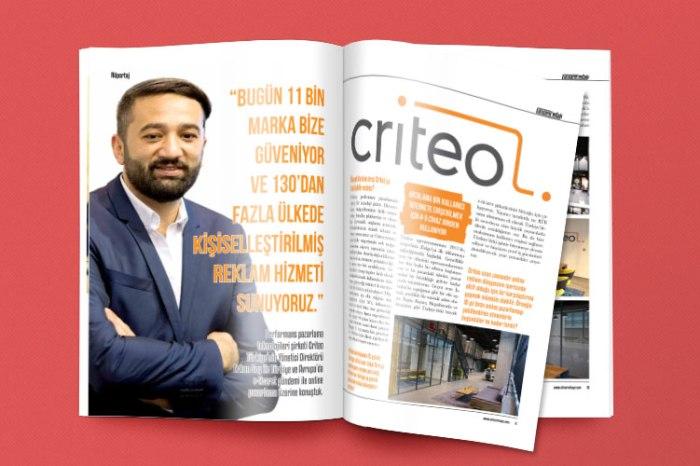 Erkan Soy - Criteo Türkiye Röportajı