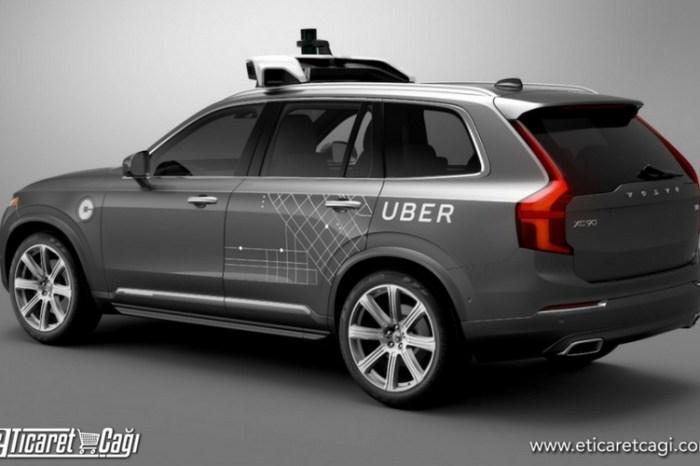 Uber ve Volvo arasında anlaşma imzalandı