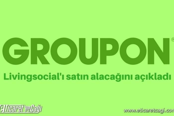 Groupon, Livingsocial'ı satın alacağını açıkladı