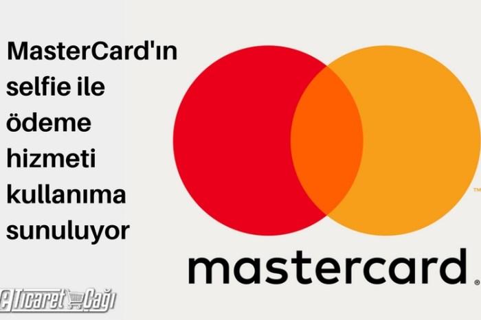 MasterCard'ın selfie ile ödeme hizmeti kullanıma sunuluyor