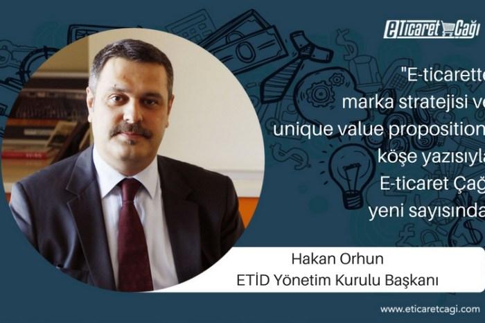 E-ticarette marka stratejisi ve unique value proposition (UVP - tekil değer önermesi)