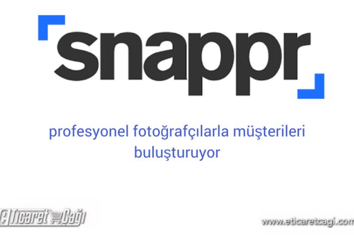 Snappr, profesyonel fotoğrafçılarla müşterileri buluşturuyor
