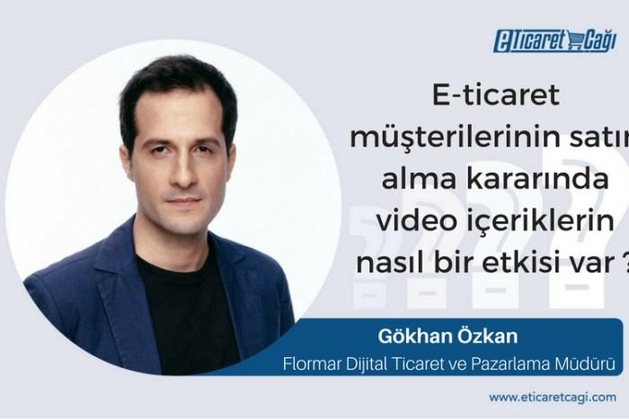 E-ticaret müşterilerinin satın alma kararında video içeriklerin nasıl bir etkisi var?