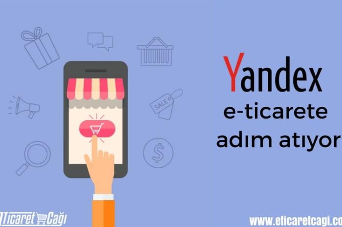 Yandex e-ticarete adım atıyor