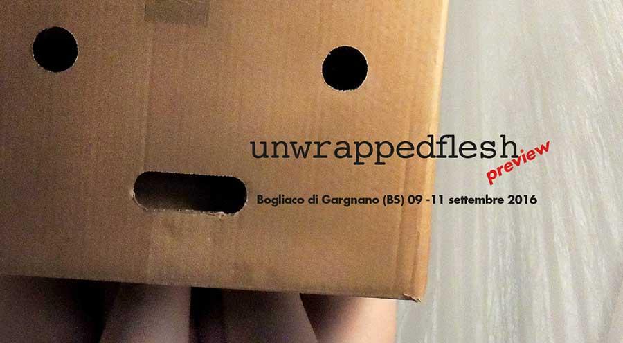 Unwrapped flesh con la Cento miglia sul Garda