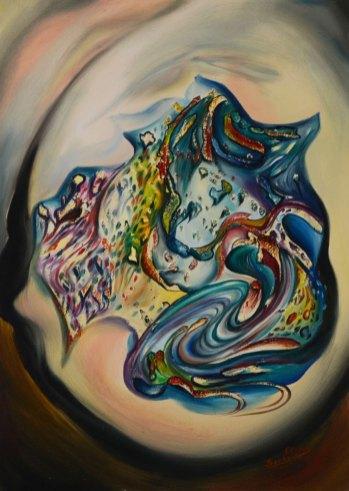 Concezione-magica-50x70cm-2009
