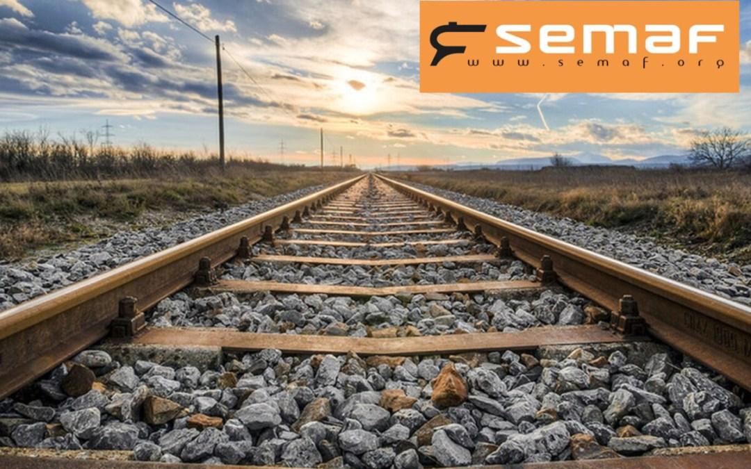 Alianza de ETICOP con el Sindicato Español de Maquinistas y Ayudantes Ferroviarios (SEMAF)
