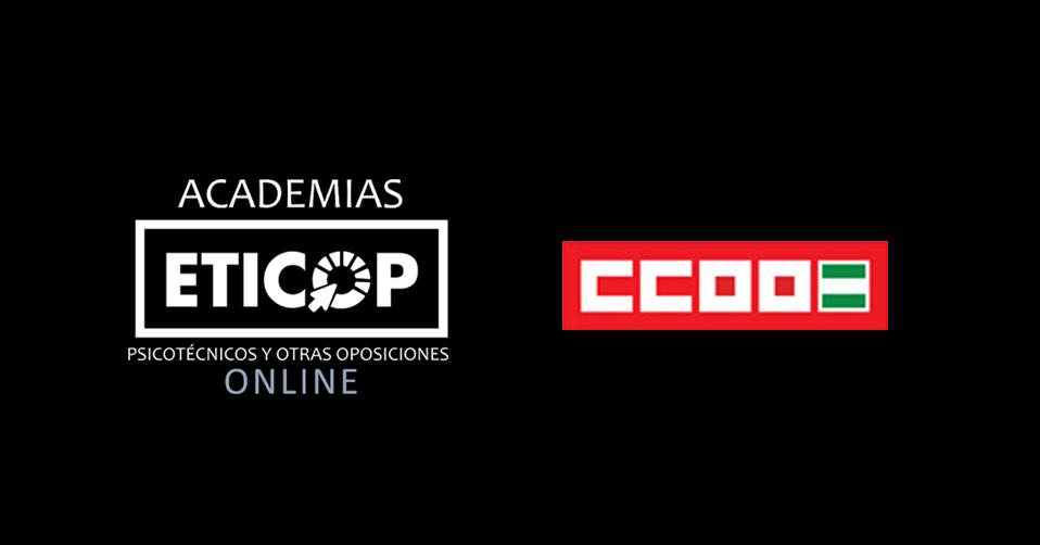 Alianza de ETICOP con el CCOO de Andalucía