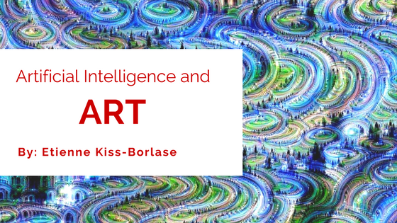 Etienne Kiss-Borlase AI and Art