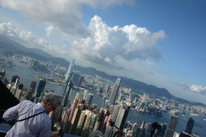 Etienne van Heerden visited Hong Kong for research on a new novel.