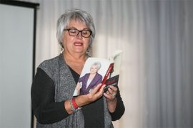 Wilna Adriaanse (Photo: Amy Coetzer)