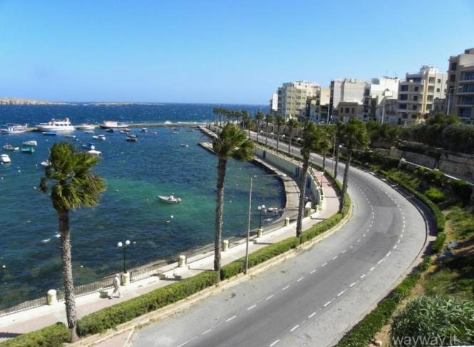 Bugibba. Malta