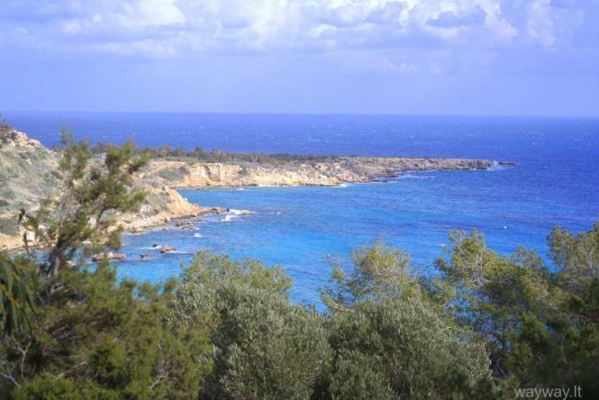 Kipras, Protaras, Kavo Greko, Ayia Napa, savarankiškos kelionės