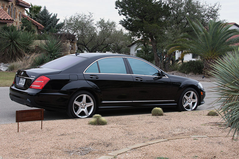 ETI Transportation Mercedes