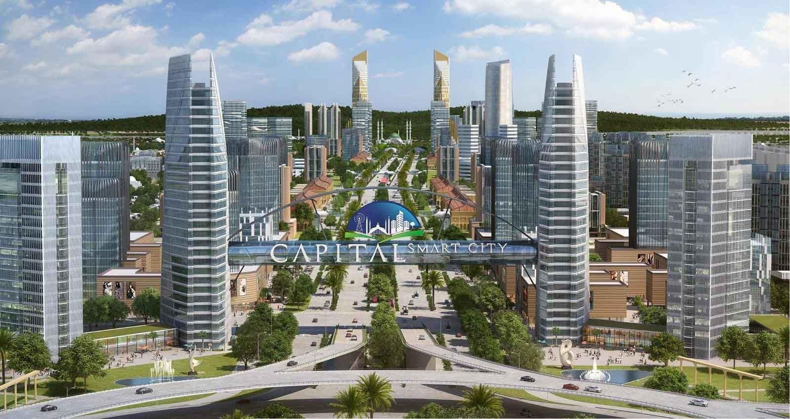 capital samrt city