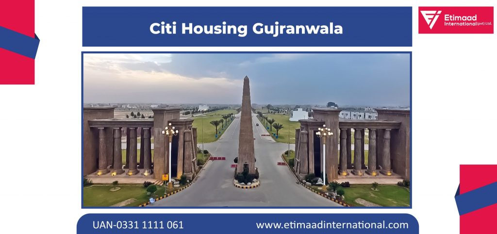 Citi Housing Gujranwala