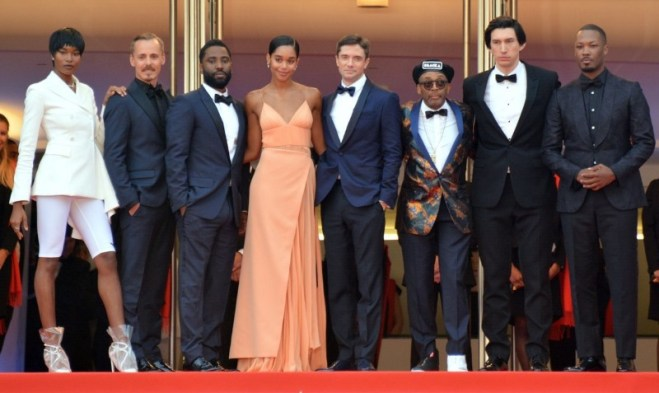 Presentation of the film 'BlacKkKlansman' at the Cannes film festival 2018. Courtesy of Georges Biard / Wikimedia Commons