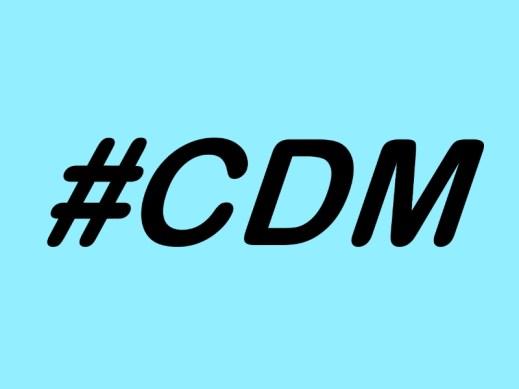 #CDM hashtag
