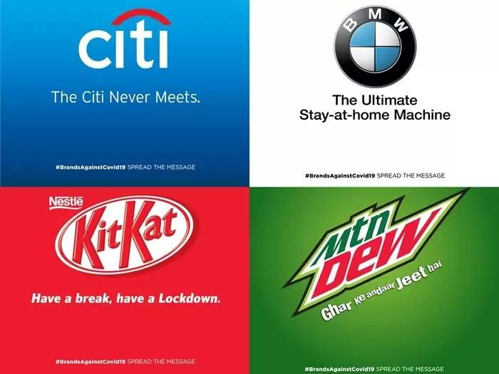 Brands against Covid-19, Marketing & Advertising News, ET BrandEquity