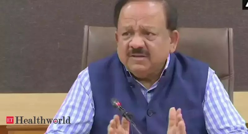 Seven Covid-19 vaccine candidates in clinical trials, says Harsh Vardhan – ET HealthWorld