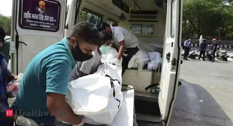 Goa: Hospital oxygen shortage claims 13 more; 75 dead in 4 days – ET HealthWorld