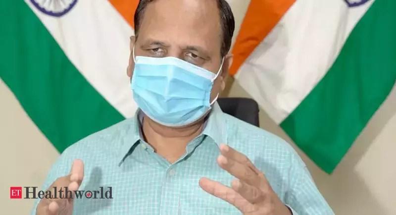 Delhi health minister Satyendar Jain calls for caution on black fungal crisis – ET HealthWorld