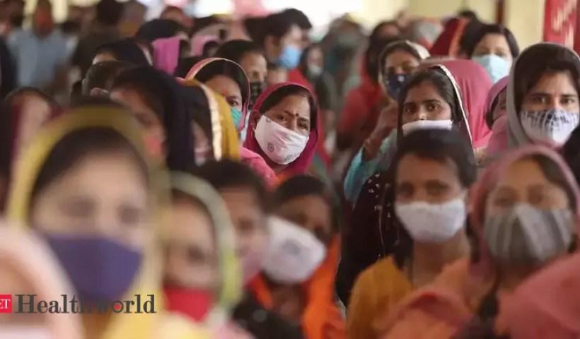 1,000:854: Women get left behind in Covid-19 vaccination drive – ET HealthWorld