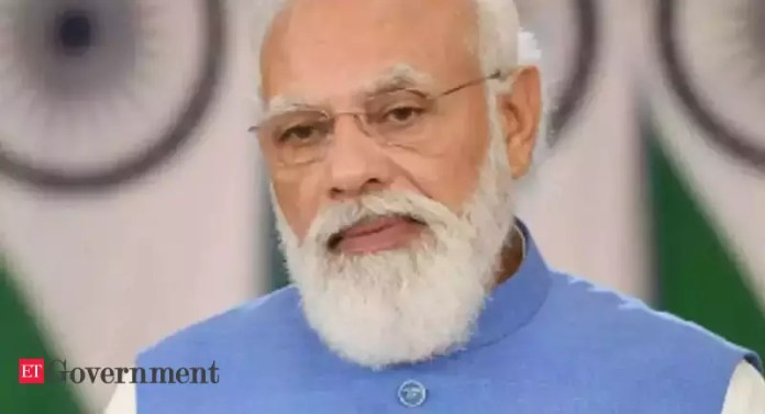 PM Narendra Modi offers ISRO technology and resources for private players to take up space operations – ET Government