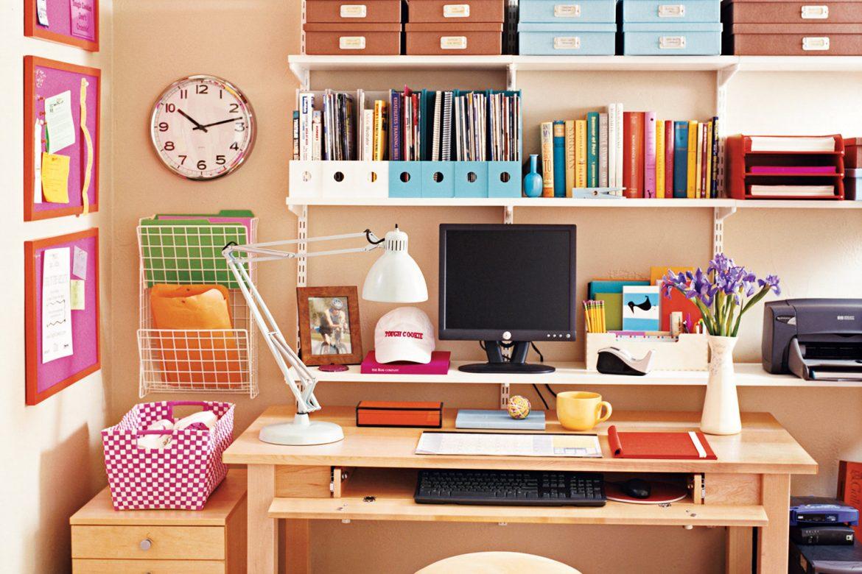 organiser son bureau pour etre efficace