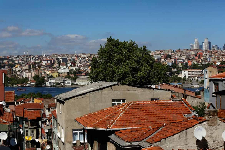 Balat og Det gylne horn, Istanbul / Et kjøkken i Istanbul