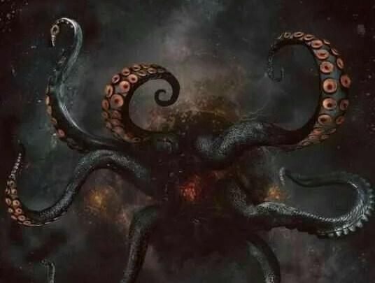 O profundo Terror Cósmico