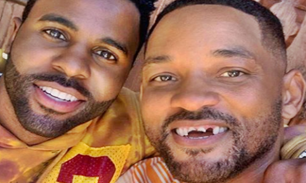 JASON DERULO QUEBROU OS DENTES DO WILL SMITH