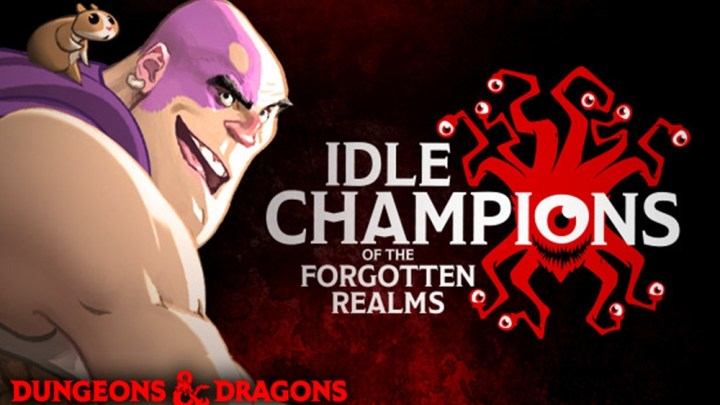 GAME 'IDLE CHAMPIONS OF THE FORGOTTEN REALMS + DLC' ESTÁ GRATUITO