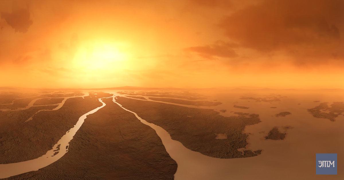 Титан. Этот таинственный мир