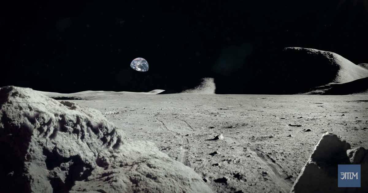 Луна. Этот таинственный мир