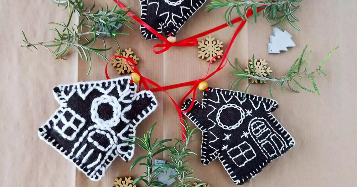 Christmas ornaments handmade
