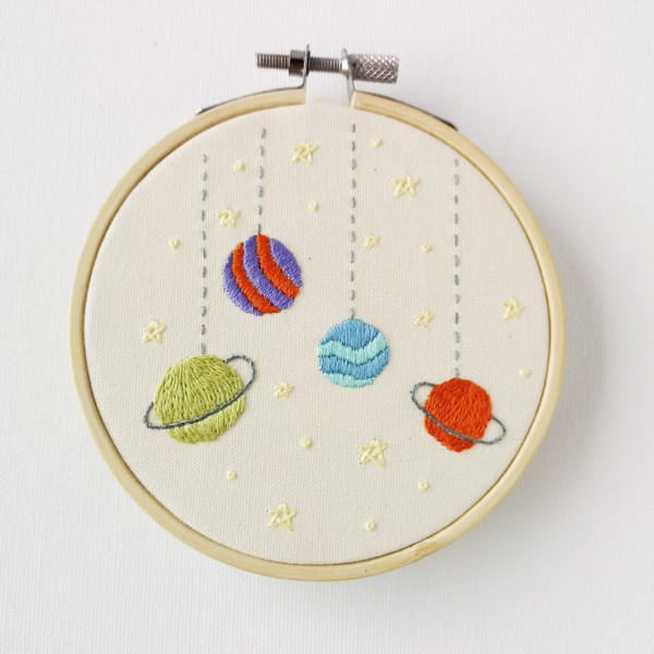 Toy Galaxy hand embroidery pdf pattern 4
