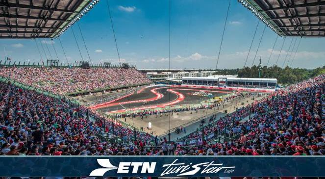 """La Experiencia Máxima Distinción """"Gran Premio de México"""""""
