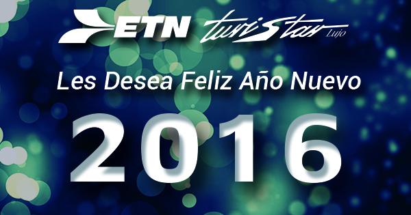 Año Nuevo 2016
